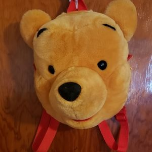 Whinnie The Pooh Backpack Bag